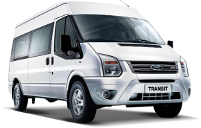 Ford Transit Luxury (Bản Cao cấp)