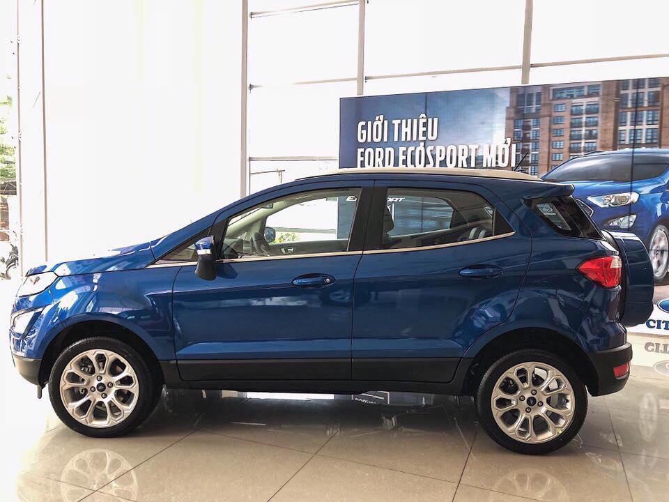 Ford EcoSport Titanium 1.0 Ecoboost3