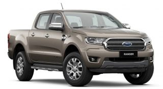 Ford Ranger Limited 2.0L AT