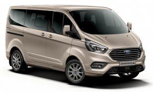 Ford Tourneo Titanium 2.0L Ecoboost