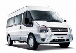 Ford Transit Medium- (Bản Tiêu Chuẩn)
