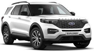 Ford Explorer 2021: Thông Số, Giá, Lịch Xe Mới Nhất