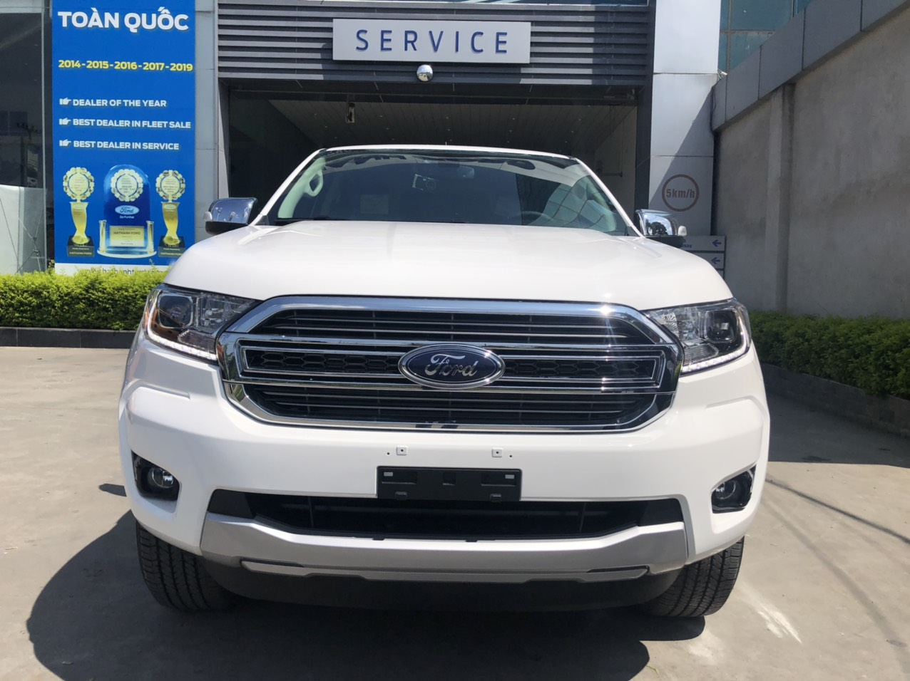 Ford Ranger Limited 2.0L AT2