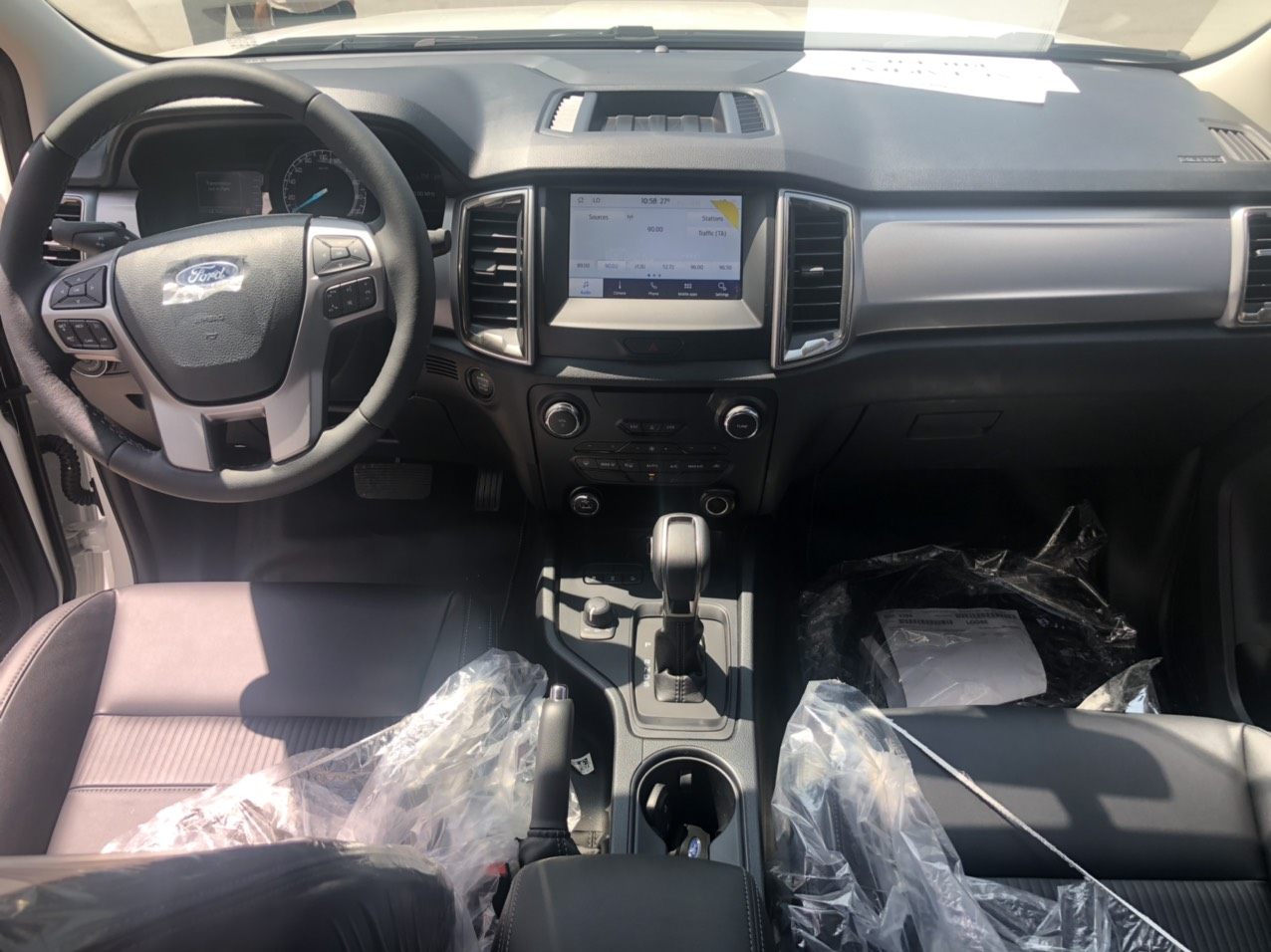 Ford Ranger Limited 2.0L AT5