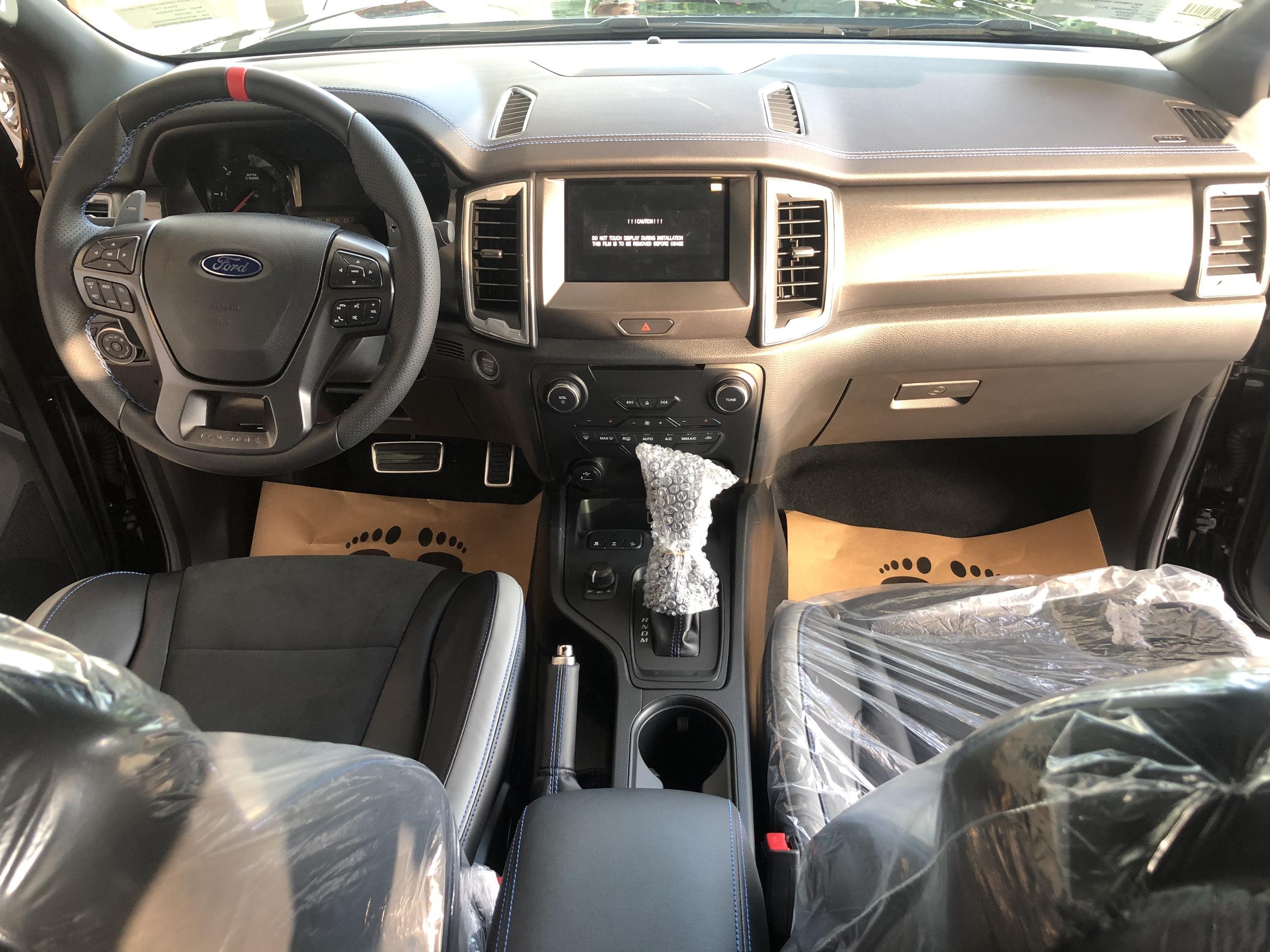 Ford Ranger Raptor 2.0L 4×4 AT9
